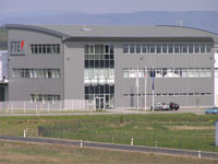 Assembly building of FTE Automotive